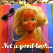 Sunburnt-Barbie