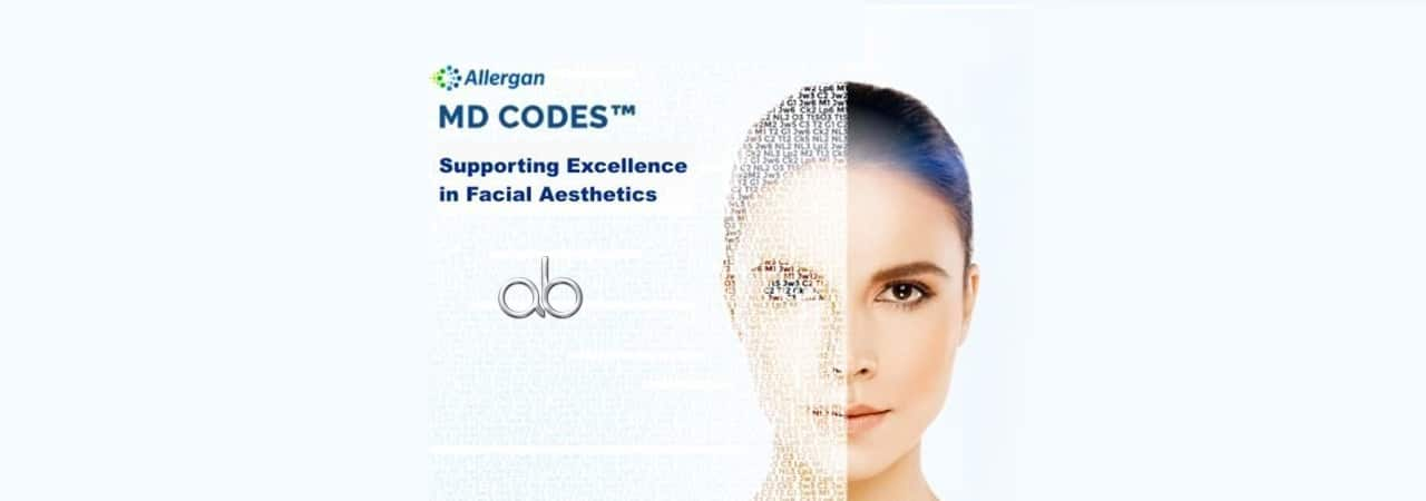 MD Codes with Austin Brewer anti-ageing fillers